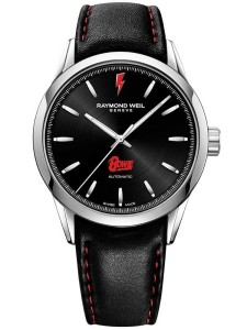 RAYMOND weil david bowie freelancer watch